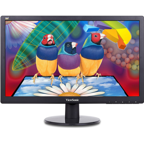 ViewSonic VA1917A 19in. 1366x768 LED Backlit LCD Monitor