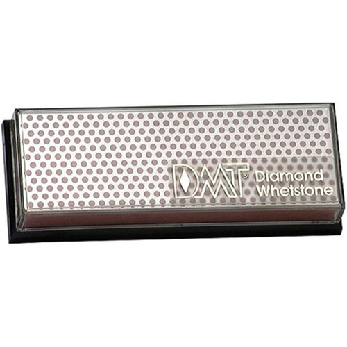 6-inch Diamond Whetstone Sharpener with Plastic Box - Fine (W6FP)