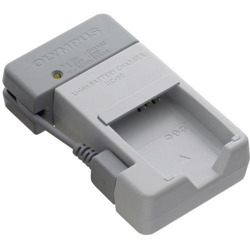 Olympus Lithium Ion UC-90 Battery Charger for LI-92B and LI-90B Batteries