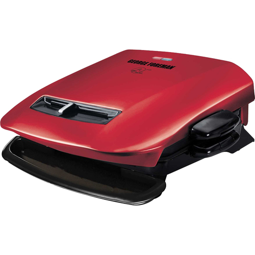 Applica GF 5 Svg Rem Plate Grill Red