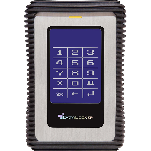 Data Locker DL3 1TB Encrypted External Hard Drive