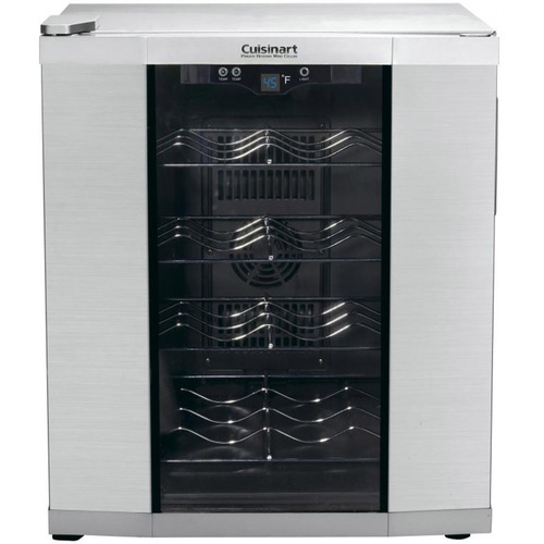 Cuisinart CWC-1600FR 16 Bottle Private Reserve Wine Cellar (Certified Refurbished)