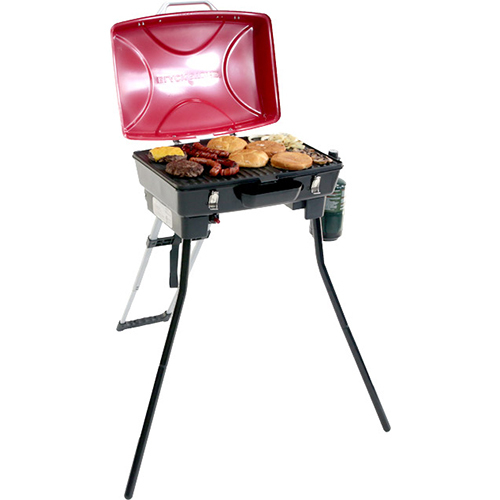 Blackstone Dash Portable Outdoor Grill in Red and Black - 1610