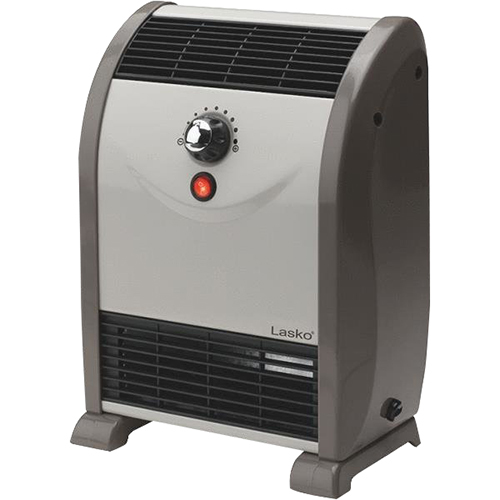 Lasko Air Flow Heater with Temperature Regulation System - 5812