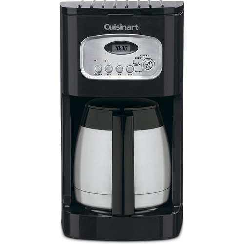 Cuisinart DCC-1150BKFR 10-Cup Programmable Thermal Coffeemaker - Refurbished