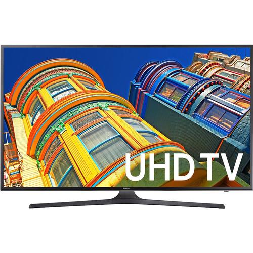 UN40KU6300 - 40-Inch 4K UHD HDR LED Smart TV - KU6300 6-Series