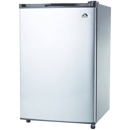 RCA FR465I 4.5 CU Ft Compact Fridge Stainless Steel