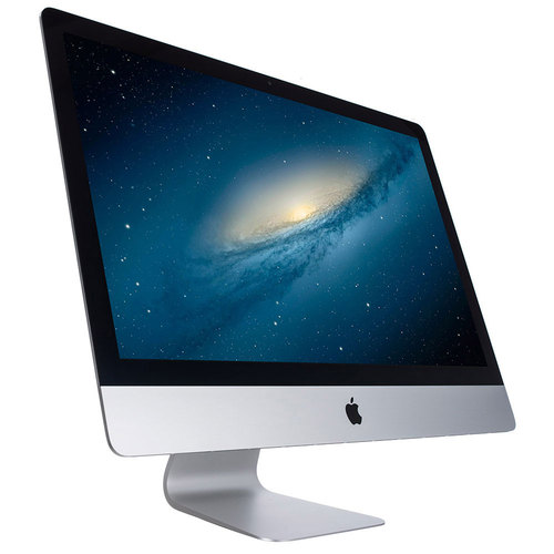 Apple ME699LL/A iMac 21.5` 3.3GHz Core i3 Desktop Computer (Certified Refurbished)