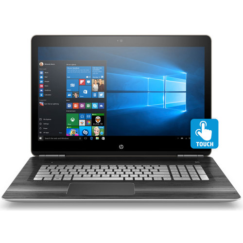 Hewlett Packard 17-ab010nr Pavilion 6th gen Intel Core i7-6700HQ 17.3` Notebook