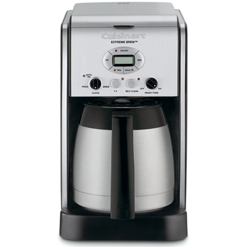 Cuisinart DCC-2750 Extreme Brew 10-Cup Thermal Pro Coffeemaker (Certified Refurbished)