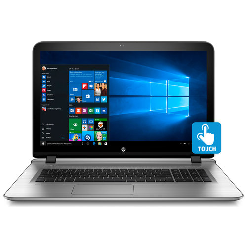Hewlett Packard Envy 17-s030nr HD 17.3` Touchscreen Notebook - Intel Core i7-6500U Processor