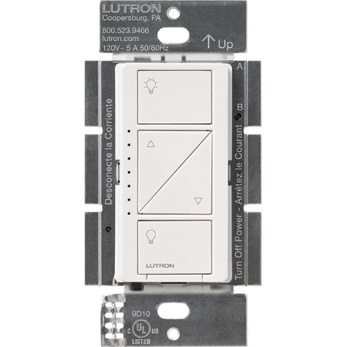 Lutron Caseta Wireless In-Wall Smart Dimmer Switch