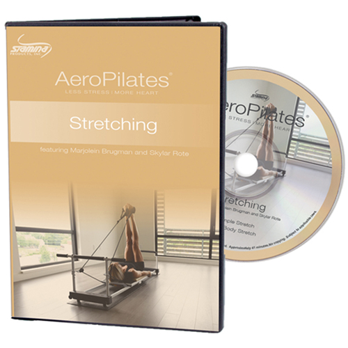 AeroPilates Stretching DVD (05-9136D)
