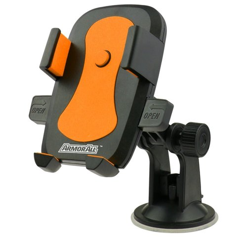 ArmorAll AMK3-0117-BLK Universal Suction Phone/GPS Mount