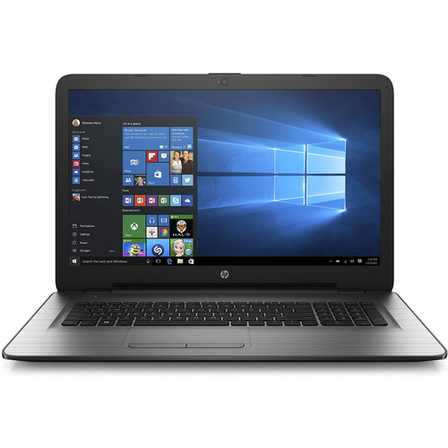 Hewlett Packard 17-y010nr AMD Quad-Core A8-7410 APU 4GB DDR3L 17.3` Notebook