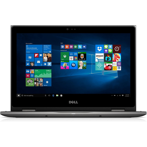 Dell i5368-10024GRY Intel Core i7-6500U 2.5GHz 13.3` 2-in-1 Laptop