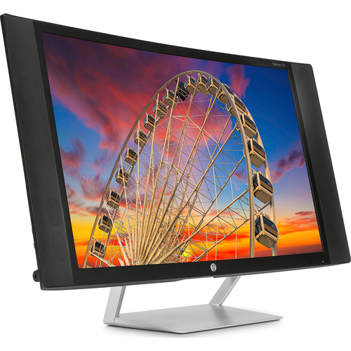 Hewlett Packard Pavilion 27c 27-inch Full HD 16:9 1920 x 1080 Curved Monitor - OPEN BOX