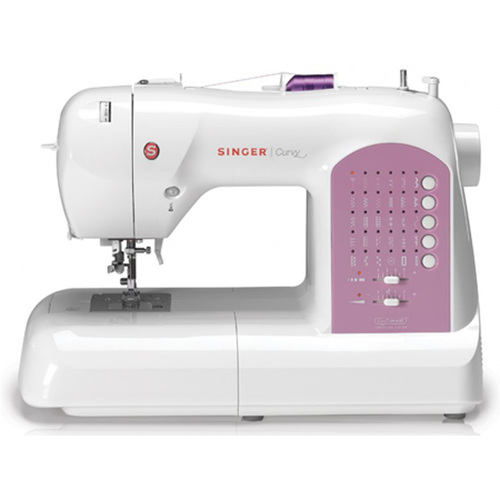 Singer 8763 Curvy Computerized Sewing Machine - Certified Refurbished