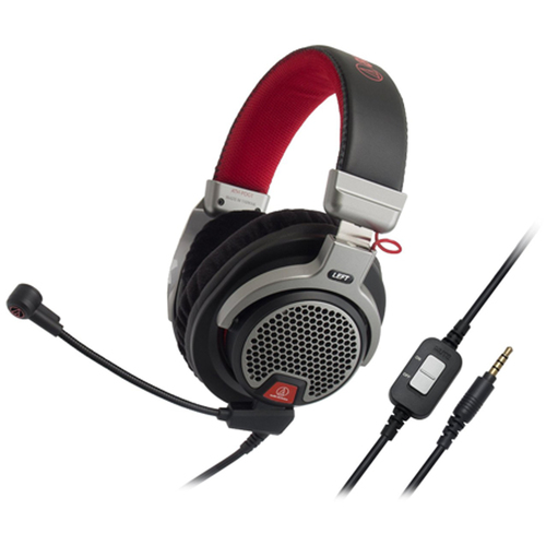 Open-Air Premium Gaming Headset with 6-inch Boom Microphone (ATH-PDG1)