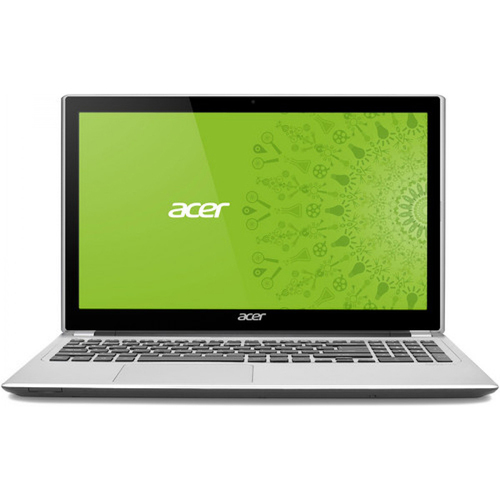 Acer Aspire V5-571P-6473 15.6` Touch Screen Notebook PC - i5-3317U Proc. - OPEN BOX