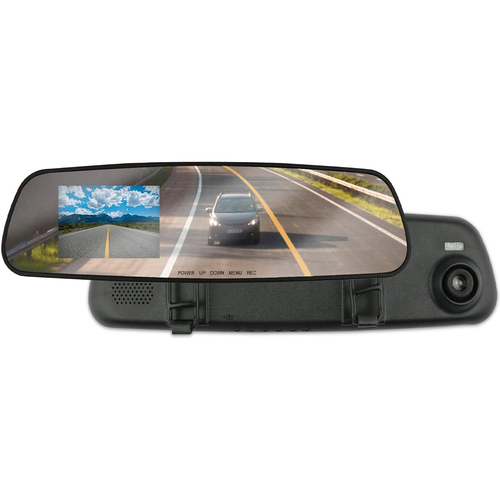 ArmorAll 2.4 inch LCD Dash Cam with Built-in 720p Video/Audio Recorder - OPEN BOX