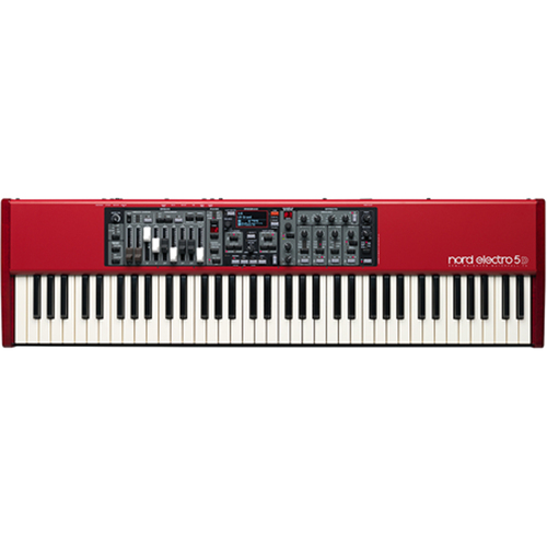 Nord Electro 5D 73-Key Semi-Weighted Waterfall Keyboard