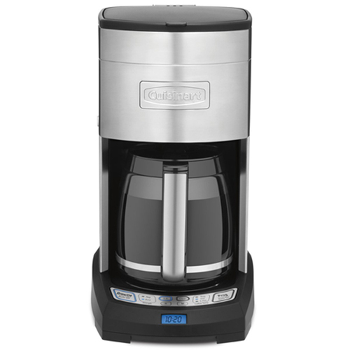 Cuisinart DCC-3650 Extreme Brew 12-Cup Coffee Maker (Silver) - Factory Refurbished