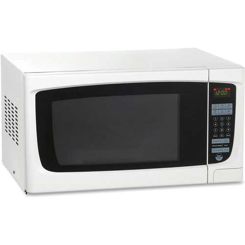 Avanti 1.4 CF Electronic Microwave in White with Touch Pad - MO1450TW