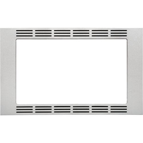 Panasonic 30` Stainless Steel Trim Kit for 1.6 Cubic Foot Microwaves - NNTK732SS
