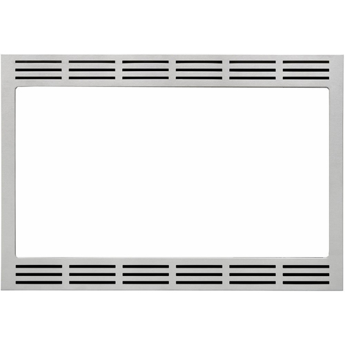Panasonic 27` Stainless Steel Trim Kit for 2.2 Cubic Foot Microwaves - NNTK922SS