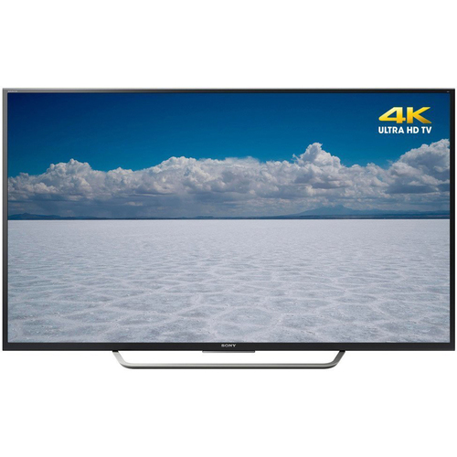 Sony XBR-49X700D - 49` Class 4K Ultra HD TV - OPEN BOX