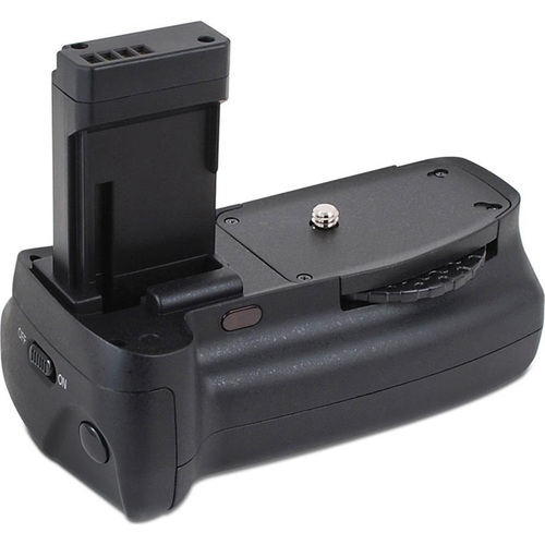 Pro Series Multi-Power Battery Grip for Canon EOS T3, T5, T6 Digital SLR Cameras