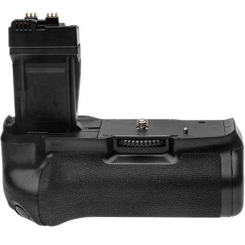 Vivitar Deluxe Power Battery Grip for Canon T2I, T3I, T4I, T5I Cameras
