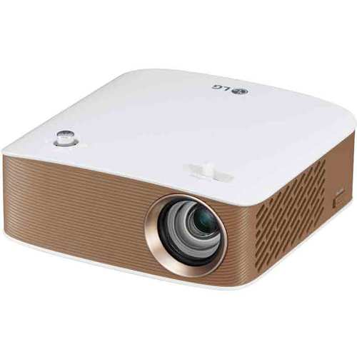 LG LED Projector w/ Bluetooth Sound, HDMI Input, Battery and Screen Share - PH150G