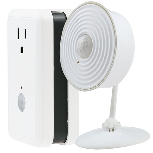 Wi-Fi Multi Pack: Motion Sensor w/ Message Alerts & Energy Monitor Wall Plug