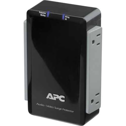 APC 4 Outlet Wall Tap