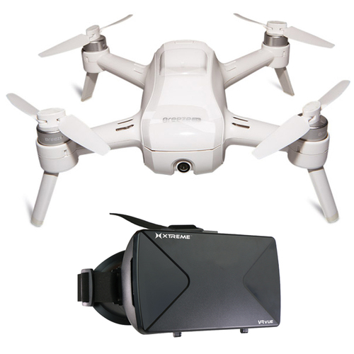 Yuneec Breeze Compact Drone with 4K Selfie Camera FPV Virtual Reality Experience