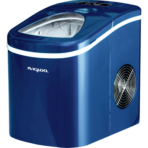 Frigidaire Compact Portable Ice Maker (Blue) - ICE108-Blue