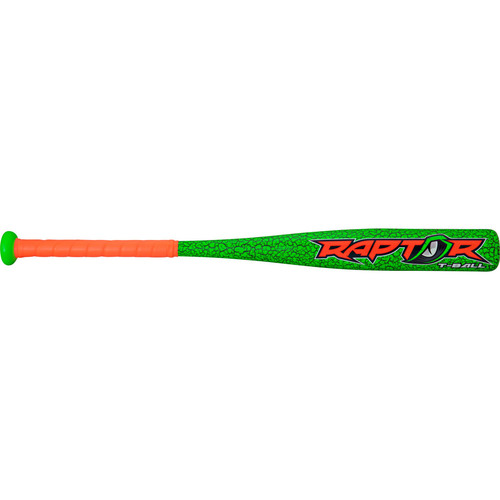 Rawlings 25`/13oz Raptor Youth (-12) Tee Ball Bat - 	TBRR12-25/13