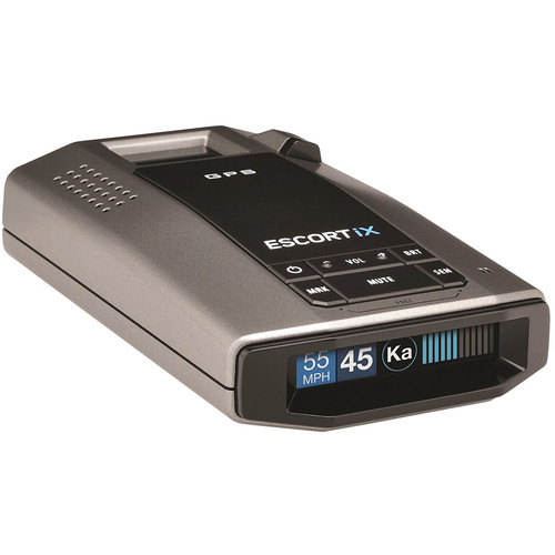 Escort iX Long Range Radar Laser Detector With Oled Display