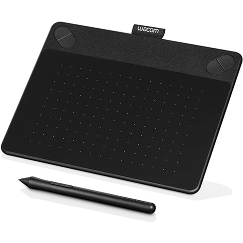 Wacom Intuos Art Pen & Touch Small Tablet (Black), CTH490AK (Refurbished)