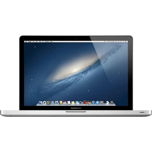 Apple MacBook Pro MC723LL/A 15.4-Inch Laptop - Refurbished