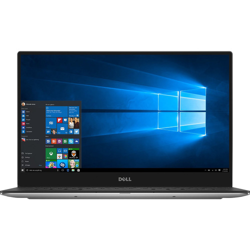 Dell XPS 9350-1340SLV Intel i5 8 GB RAM 128 GB SSD 13.3` Laptop - Silver  ***AS IS***