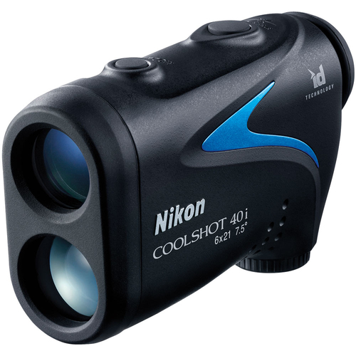 Nikon COOLSHOT 40i Golf Laser Rangefinder (16202) - Certified Refurbished