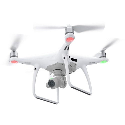 DJI Phantom 4 Pro Plus V 2.0 Quadcopter Drone with Deluxe Controller - CP.PT.000549