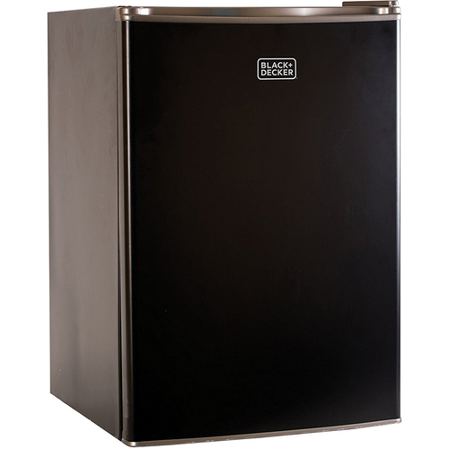 Commercial Cool BD 2.5cu ft Compact Frdg Black
