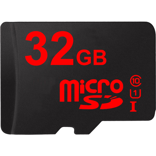 32GB MicroSD High-Speed Memory Card