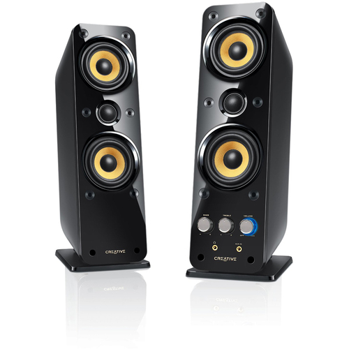 Creative Labs GigaWorks T40 Series II 2.0 High-end Speakers- 51MF1615AA002