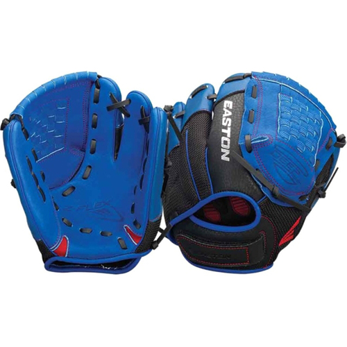 "ZFX1100RYRD - Z-Flex Left Hand Throw 11"" Youth Ball Glove in Red - A130636LHT"