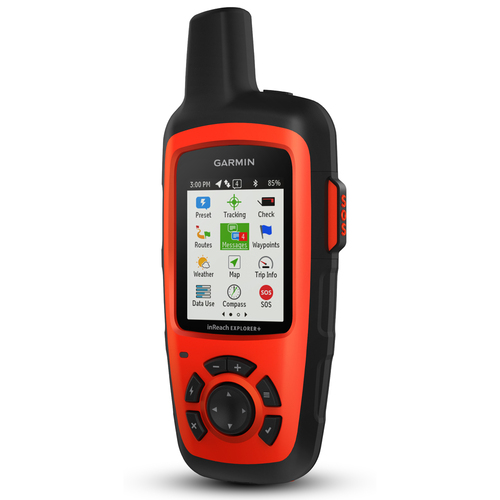 inReach Explorer+ Satellite Communicator with GPS - 010-01735-10